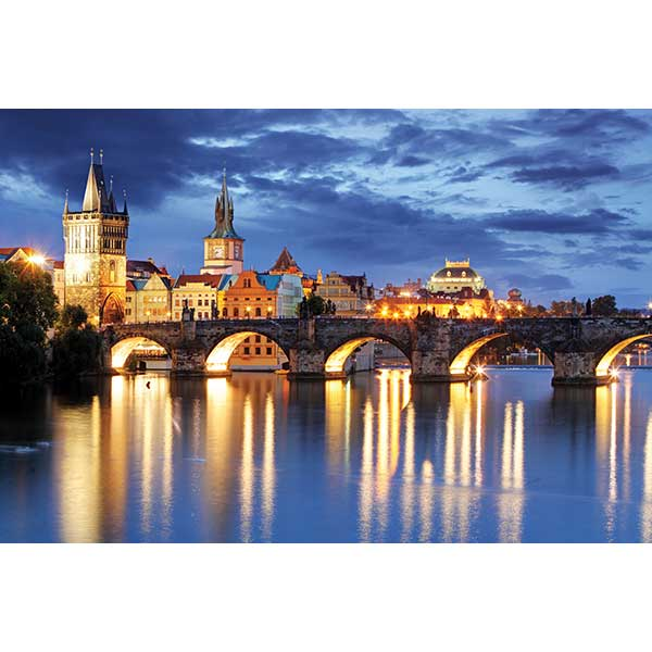 Czech Republic Charles Bridge